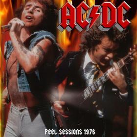 AC-DC  BBC Peel Session(EP) 1976 320ak