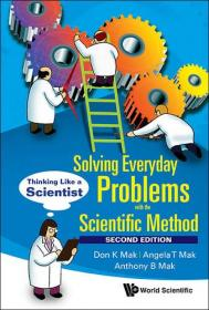 Solving Everyday Problems with the Scientific Method - Thinking Like a Scientist - 2nd Rev Ed (2017) (Pdf) Gooner