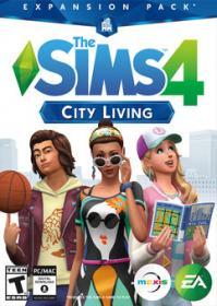 The Sims 4 +ALL ADDONS Inc  City Living [v1 25 136 1020]