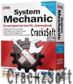 SystemMechanic_16 5 2 214 + K^y - [CrackzSoft]