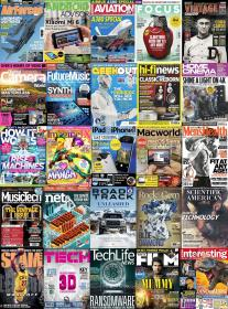 Assorted Magazines - May 22 2017 (True PDF)
