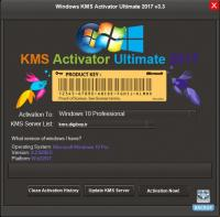 Windows KMS Activator Ultimate 2017 v3 3 + Portable