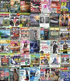 Assorted Magazines - July 16 2017 (True PDF)