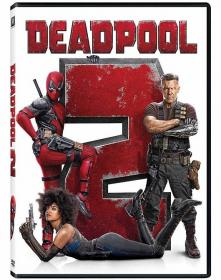 Deadpool 2 (2018)[UNRATED BDRip - The Super Duper Cut - Original Audios - [Tamil + Telugu] - XviD - MP3 - 700MB - ESubs]