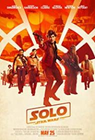 Solo A Star Wars Story 2018 BRRip XviD B4ND1T69