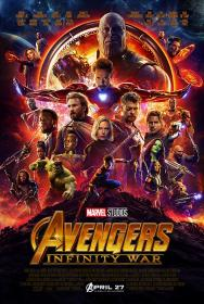 [MovCr com] - Avengers Infinity War (2018) Telugu(Original Audio) -  BDRip - x264 - 500MB - MP3 -  ESub - MovCr