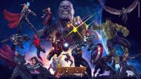Avengers Infinity War (2018)[720p - HDRip - Line Auds [Tamil  Telugu  Hindi  Eng]