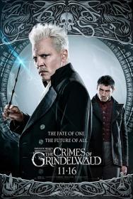 Fantastic Beasts The Crimes of Grindelwald 2018 CAM-1XBET