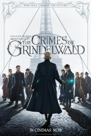 Fantastic Beasts The Crimes of Grindelwald (2018)[DVDScr - HQ Auds [Tamil + Telugu + Hindi + Eng]