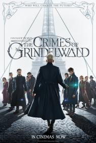 Fantastic Beasts The Crimes of Grindelwald (2018) 720p English NEW HDCAM x264 AAC 950MB [MovCr]