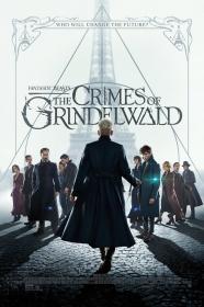 1337xHD Com-Fantastic Beasts The Crimes of Grindelwald (2018) English 720p HDCAM x264 950MB