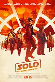 Solo A Star Wars Story 2018 PROPER BRRip XviD AC3-XVID