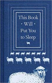 This Book Will Put You to Sleep by Professor K  McCoy, Hardwick