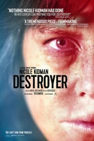 Destroyer 2019 DVDSCR XviD AC3<font color=#ccc>-EVO</font>