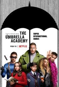 The Umbrella Academy S01 Season 01 Complete 720p WEB-DL x264-XpoZ