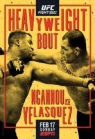 UFC on ESPN 1 Early Prelims WEB-DL H264 Fight-BB