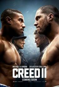 Creed II 2018 FRENCH BDRip XviD<font color=#ccc>-EXTREME</font>