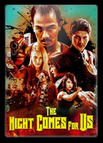 The Night Comes for Us (2018) 720p HDRip x264 ESubs [Dual Audio][Hindi 5 1 - English 2 0] -UnknownStAr [Telly]