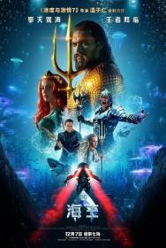Aquaman 2018 BD1080P x264 英语中英双字幕 eng chs