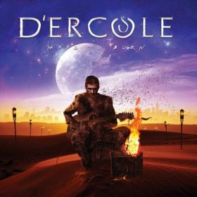 D'Ercole - Made To Burn - 2018