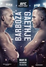 UFC on ESPN 2 Prelims WEB-DL H264 Fight-BB