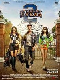 Student of the Year 2 (2019) DVDScr x264 MP3 700MB