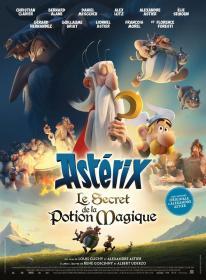 Asterix El Secreto De La Pocion Magica [BluRay Rip][AC3 5 1 Castellano][2019]