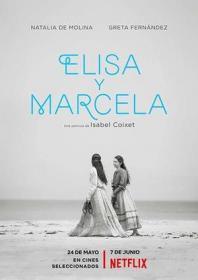 [  ] Elisa y Marcela 2019 MULTi 1080p WEBRiP x264-NTK
