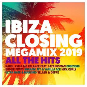 Ibiza Closing Megamix 2019 All The Hits (2019)