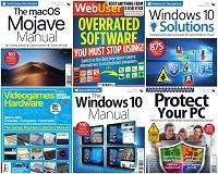 Computer Magazines Collection - 12 September 2019