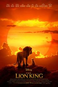 The Lion King (2019) [BluRay] [1080p] <span style=color:#39a8bb>[YTS]</span>