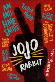 Jojo Rabbit 2019 1080p BluRay x264<span style=color:#39a8bb>-YOL0W[rarbg]</span>