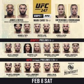 UFC 247 PPV Jones vs Reyes HDTV x264<span style=color:#39a8bb>-PUNCH[TGx]</span>