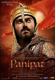 Panipat - The Great Betrayal (2019) [Proper Hindi 1080p HDRip - x265 - HEVC - DD 5.1 - 1.5GB - Esubs]