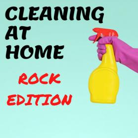 VA - Cleaning At Home - Rock Edition (2020) Mp3 320kbps [PMEDIA] ⭐️