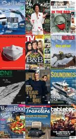 40 Assorted Magazines - May 18 2020