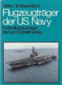 U S  Navy aircraft carrier