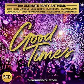 VA - Good Times : 100 Ultimate Party Anthems (2020) Mp3 320kbps [PMEDIA] ⭐️
