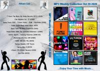 MP3 Weekly Collection Vol 29 2020 - [ ANT ]