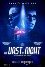 The Vast Of Night 2020 HDRip XviD AC3<span style=color:#39a8bb>-EVO</span>
