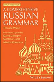 [ FreeCourseWeb com ] A Comprehensive Russian Grammar Ed 4