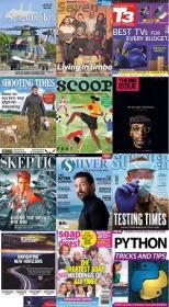 40 Assorted Magazines - June 19 2020