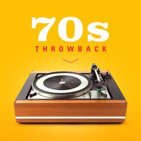 VA - 70s Throwback (2020) Mp3 320kbps [PMEDIA] ⭐️