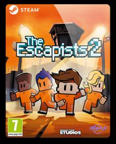 The Escapists 2 -Snow Way Out v1 1 10 Repack <span style=color:#39a8bb>by Pioneer</span>