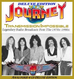 Journey - Transmission Impossible (Deluxe 4CD) 2020 ak