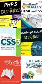 20 Web Development Books Collection Pack-6