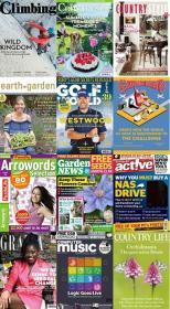 50 Assorted Magazines - June 25 2020