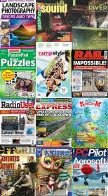 50 Assorted Magazines - June 26 2020