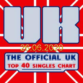 The Official UK Top 40 Singles Chart (26-06-2020) Mp3 (320kbps) <span style=color:#39a8bb>[Hunter]</span>