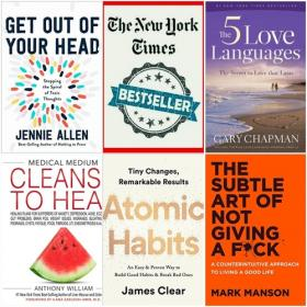 The New York Times Best Sellers Advice How To  Miscellaneous - July 05 2020